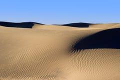 Le désert image libre de droits