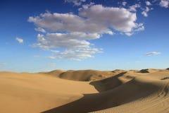 Le désert Image stock