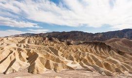 Le désert de Death Valley Images stock
