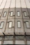 Le détail des émetteurs de télécommunication dominent sur Jested, Liberec, République Tchèque Photos stock