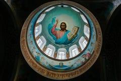 Le dôme de l'église photos libres de droits