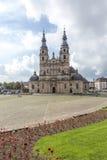 Le dôme de Fulda Image libre de droits
