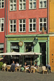 Le Danemark, Copenhague Photographie stock