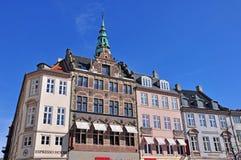 Le Danemark, Copenhague, les beautés d'une ville Images stock