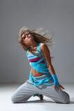 Le danseur photo stock