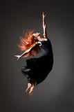 Le danseur photographie stock