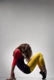 Le danseur Photos stock