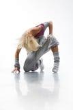 Le danseur photographie stock