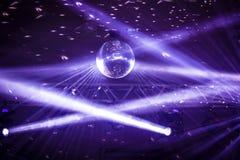 Le danseur de disco images stock
