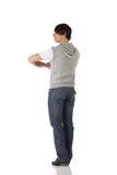 le danseur mâle choisissent la prise Photos stock