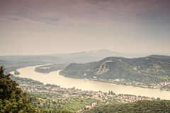 Le Danube Photos stock