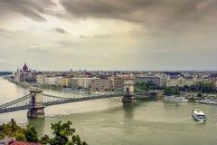 Le Danube Photo stock