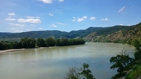 Le Danube Image libre de droits