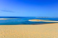 Île de Bazaturo Photos libres de droits