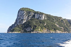 Île de Capri Photos stock