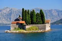 Île de George de saint Photos stock