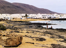 Île de Graciosa Photo stock