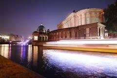 Île de musée à Berlin Photos libres de droits