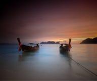 Île de phi de phi Photographie stock libre de droits