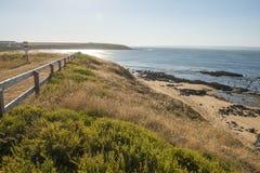 Île de Phillip à Melbourne Photo stock