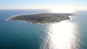 Île de Robben, Afrique du Sud Photographie stock libre de droits