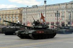 Le  de T-90Ð est un char de bataille russe troisième génération Images stock