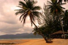 Île de Tioman, Malaisie Photographie stock libre de droits