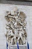 Le Depart de 1792 (La Marseillaise) Lizenzfreie Stockfotografie