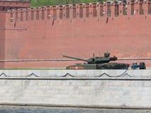 Le dernier réservoir d'Armata Image stock