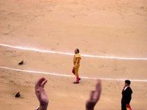 Le dernier triomphe de Luis Francisco Espla Photo libre de droits
