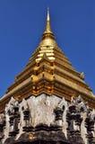 Le dessus de la pagoda Images libres de droits