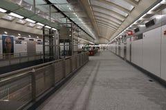Le deuxième souterrain 10 d'avenue Photo libre de droits