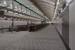 Le deuxième souterrain 42 d'avenue Photo libre de droits