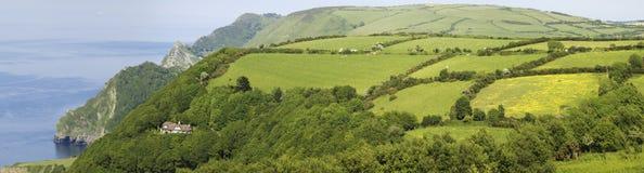 Le Devon Image stock