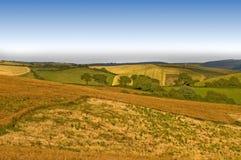 le Devon Photo stock