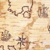 Le diagramme de mer illustration libre de droits