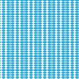 Le diamant vertical blanc bleu a recouvert le backgroun de modèle rayé Photographie stock