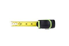 le dispositif a destiné la bande de mesure de mesure de longueur Image libre de droits