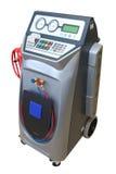 Le dispositif pour le contrôle de climatiseur Photos libres de droits
