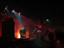 Le DJ 03 Images libres de droits