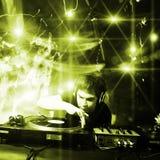 LE DJ Photo libre de droits