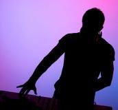 Le DJ Images stock