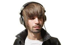 Le DJ Image stock
