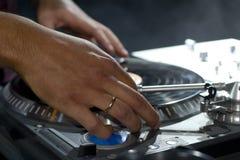 LE DJ Photo stock