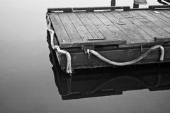 Le dock Photo stock