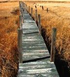 Le dock sans fin de Smithville images libres de droits