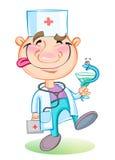 Le docteur Illustration Stock