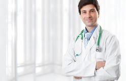 Le doktorn royaltyfria foton