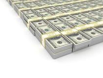 Le dollar US Affiche le grand groupe illustration de vecteur