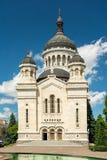 Le Dormition de la cathédrale de Theotokos Photos stock